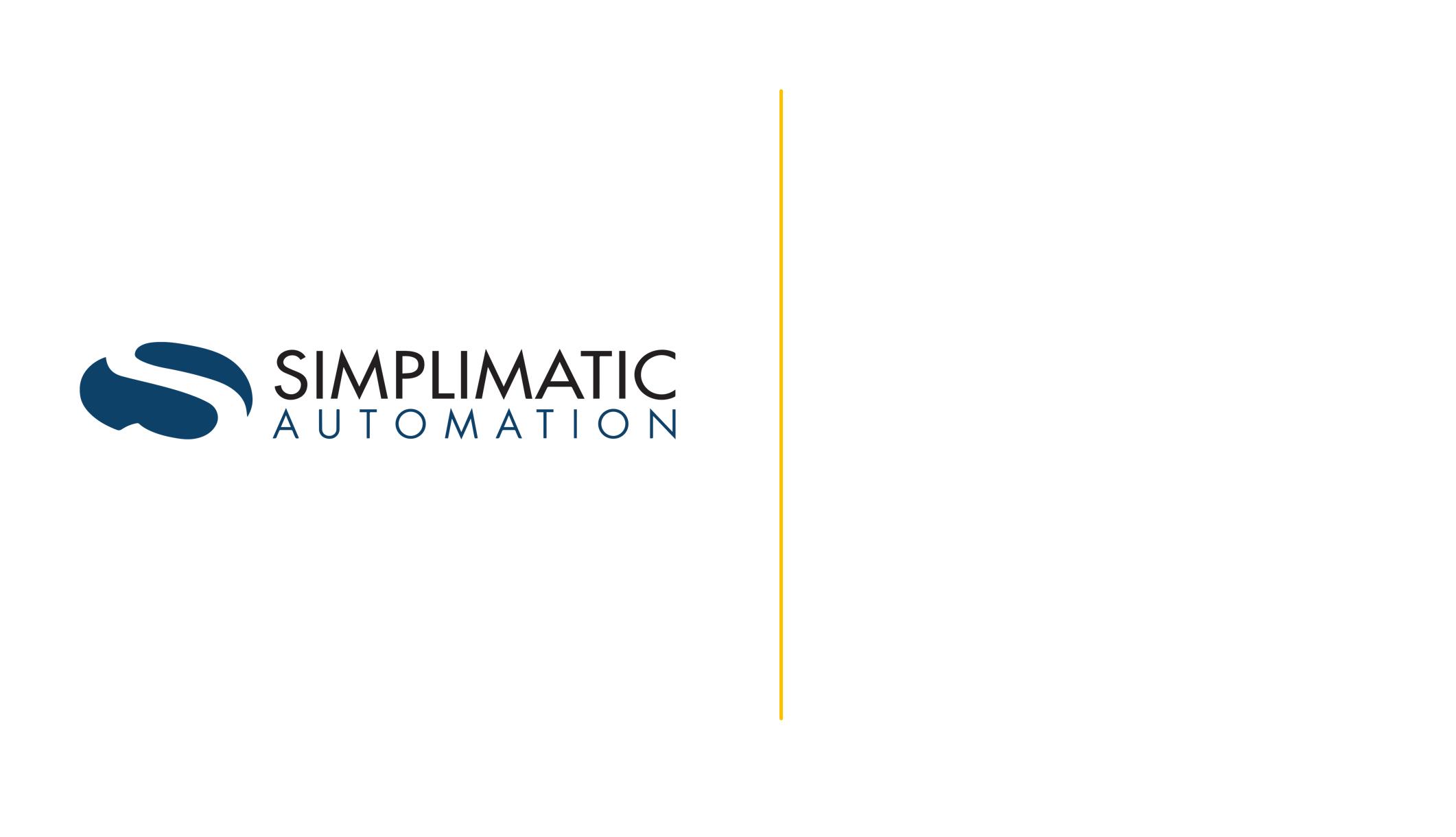 Simplimatic PR2